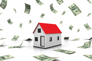 purchase price of the property
